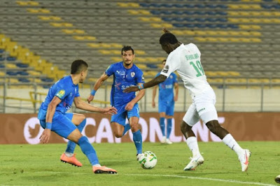 ملخص واهداف مباراة الزمالك والرجاء (1-0) دوري ابطال افريقيا