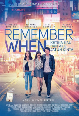 Poster Film Remember When