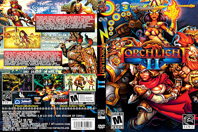 Capa Torchlight 2 PC