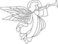 malvorlagen zum ausmalen: malvorlagen engel