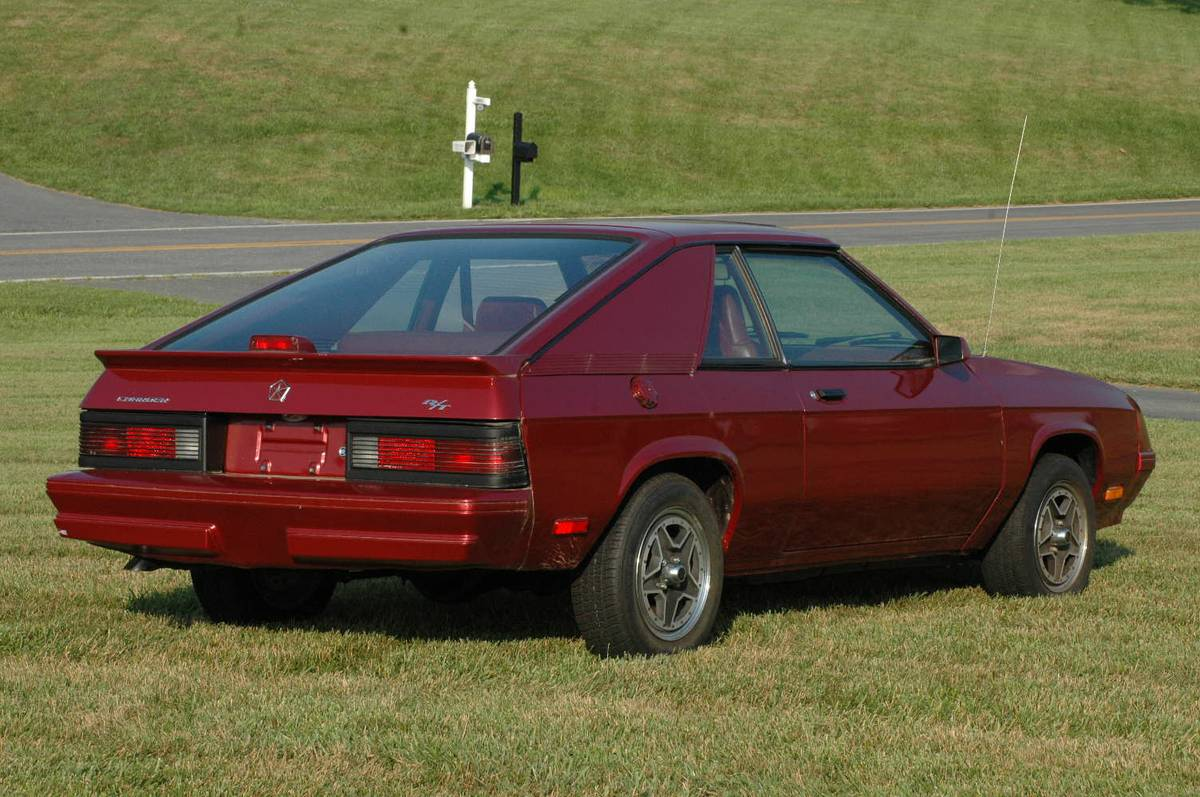 Daily Turismo: Original Owner V8 Swap: 1987 Dodge Charger