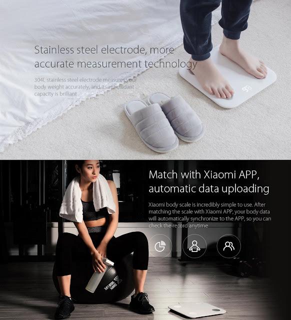 Xiaomi Body Scale
