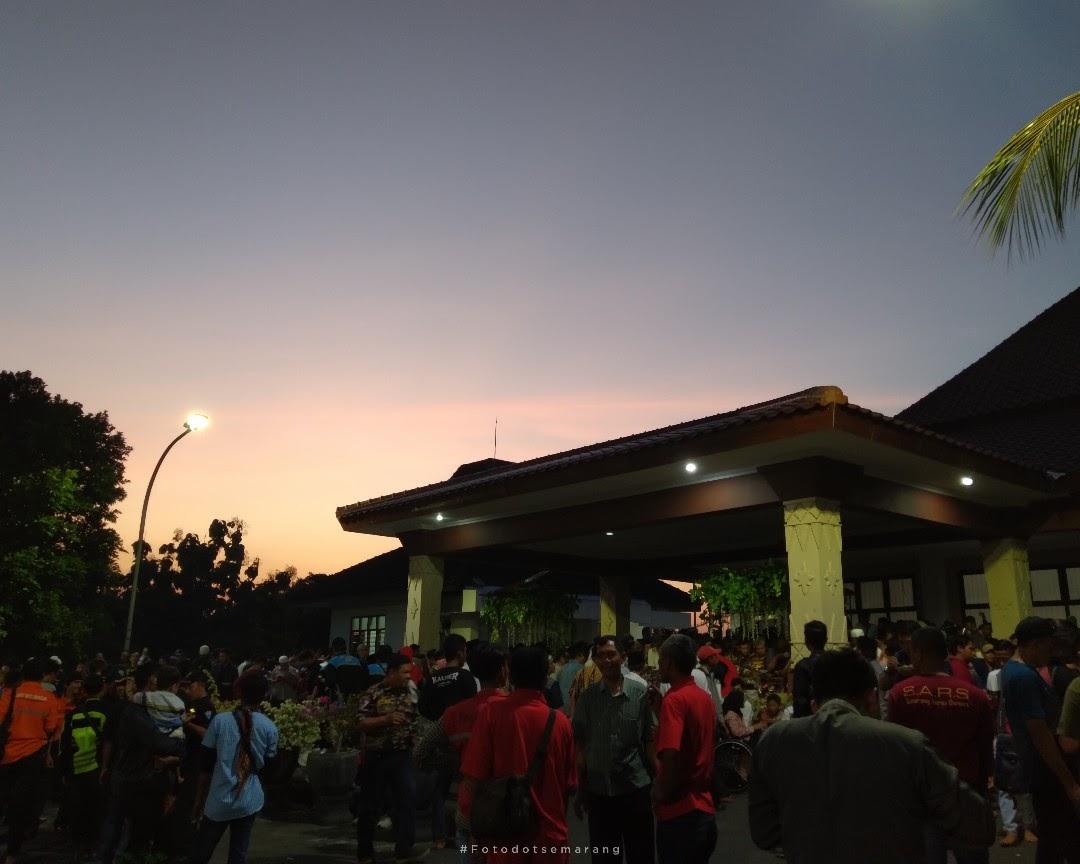 Buka Puasa di Rumah Dinas Wali Kota Semarang, Ini Menunya