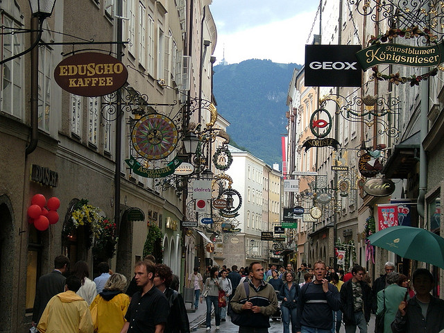 15 Of Most Picturesque Shopping Streets In Europe