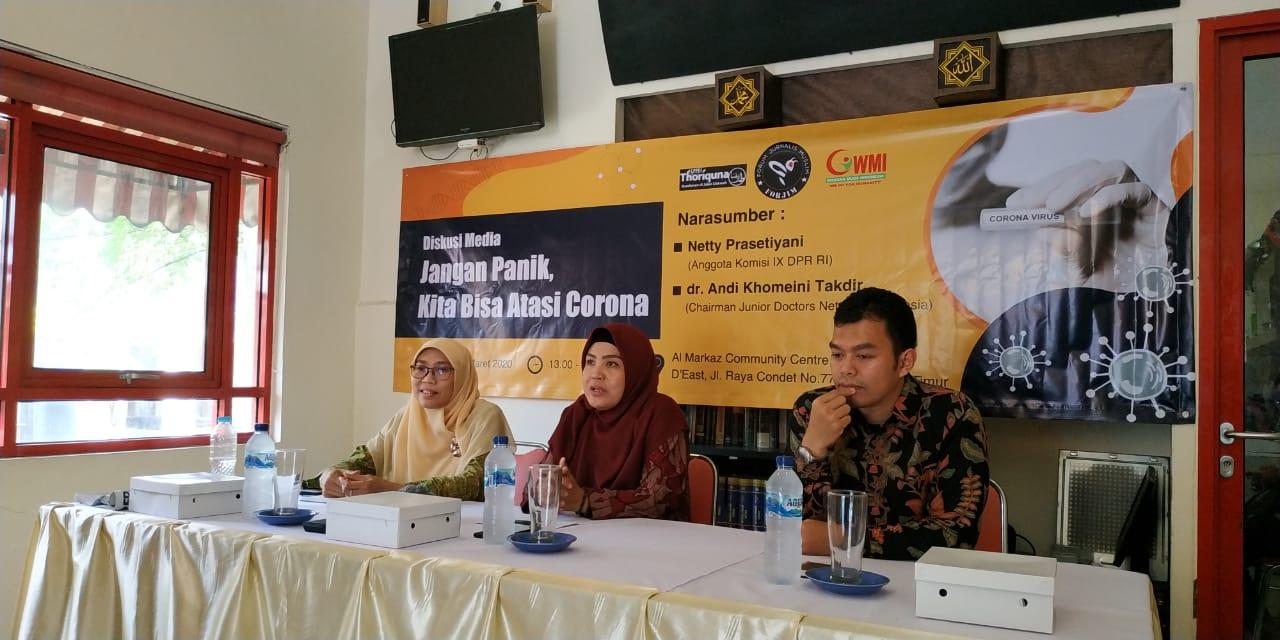 Corona Masuk ke Indonesia, Pemerintah Dinilai Terlalu Santuy