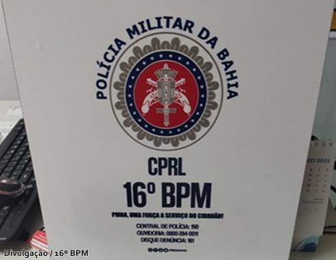 Serrinha e Região: Confira as ocorrências policiais deste domingo, 04/04, na área de atuação do 16ºBPM