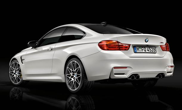 2016 BMW M4 Coupe DCT