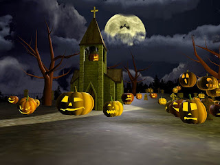 2016 Halloween Day HD Wallpapers