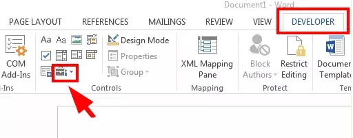Cara Memasukkan Video ke Microsoft Word-5