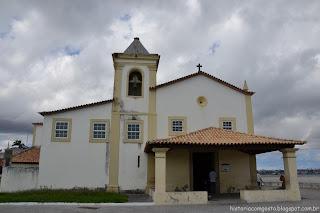 historia de salvador, primeira capital do brasil, igreja de monte Serrat