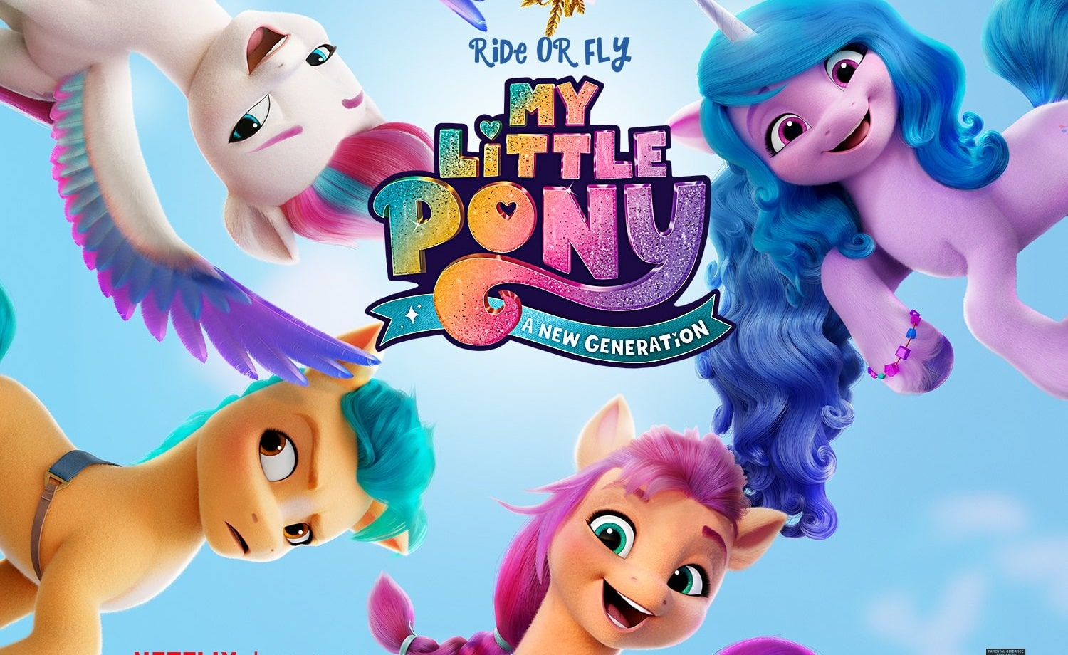 My Little Pony A New Generation [2021] Full Movie Hindi Download
