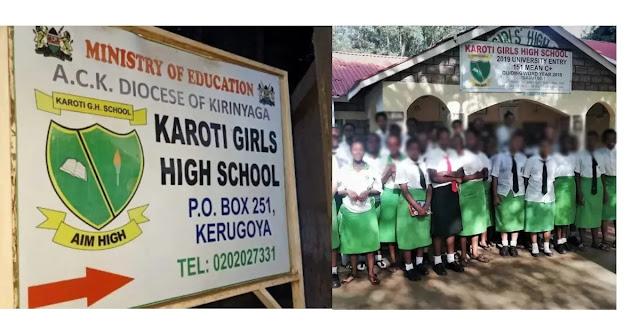 Karoti Girls High School in Mwea, Kirinyaga County photo