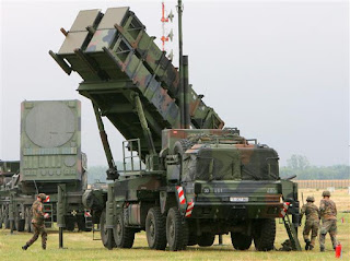 la proxima guerra baterias anti misiles patriot en turquia frente a siria