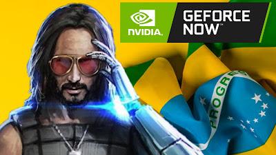 Geforce Now no Brasil