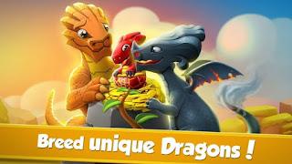 Dragon Mania Legends V2.0.0 MOD Apk