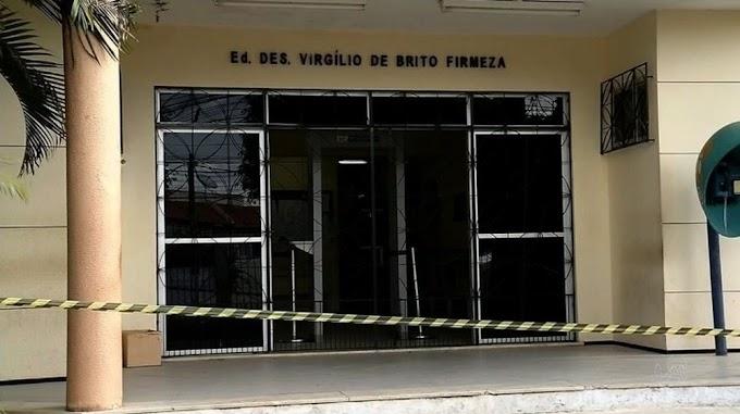 Armas apreendidas no Ceará não serão mais armazenadas em fóruns