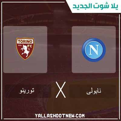 مشاهدة مباراة نابولى وتورينو بث مباشر اليوم 29-02-2020 فى الدورى الايطالى