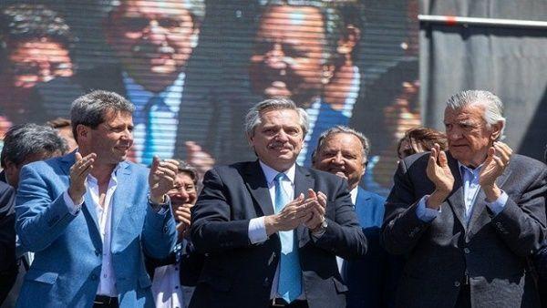 Alberto Fernández llama a crear una nación federal en Argentina