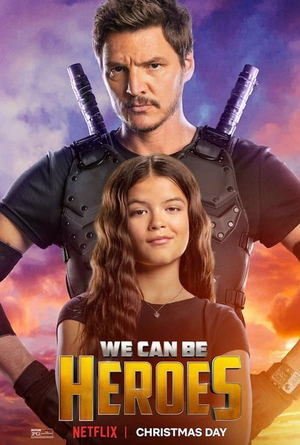 We Can Be Heroes (2020) Hindi (DD 5.1) [Dual Audio] Web-DL 1080p 720p 480p [x264 & HEVC] | Netflix Movie