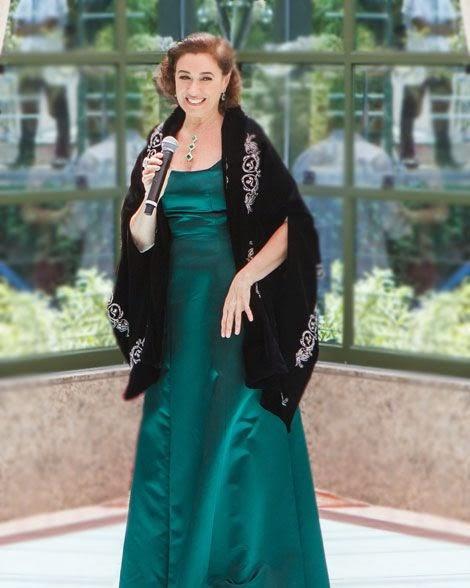 Vestido Maria Marta Império novela