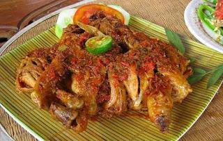 Resep Olahan Ayam - Ayam Betutu Bali