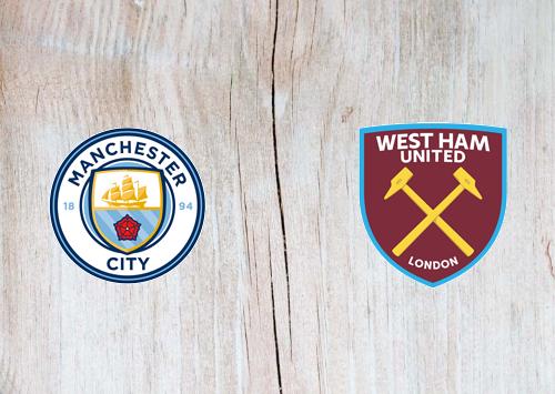 Manchester City vs West Ham United -Highlights 9 February 2020