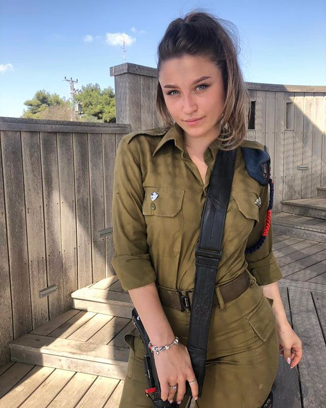 Women of the IDF in 2020 | Idf women, Military, Female soldier