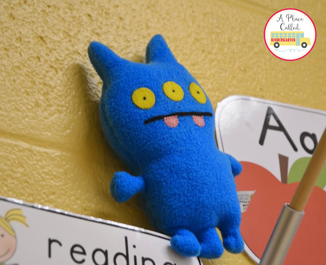 Click for a fun behavior management tool for your classroom. Your Classroom Monster will keep you students on task and focused on good behavior while having fun.