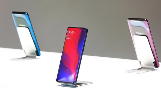 OPPO FIND X, Smartphone Canggih dan Terbaik 2018