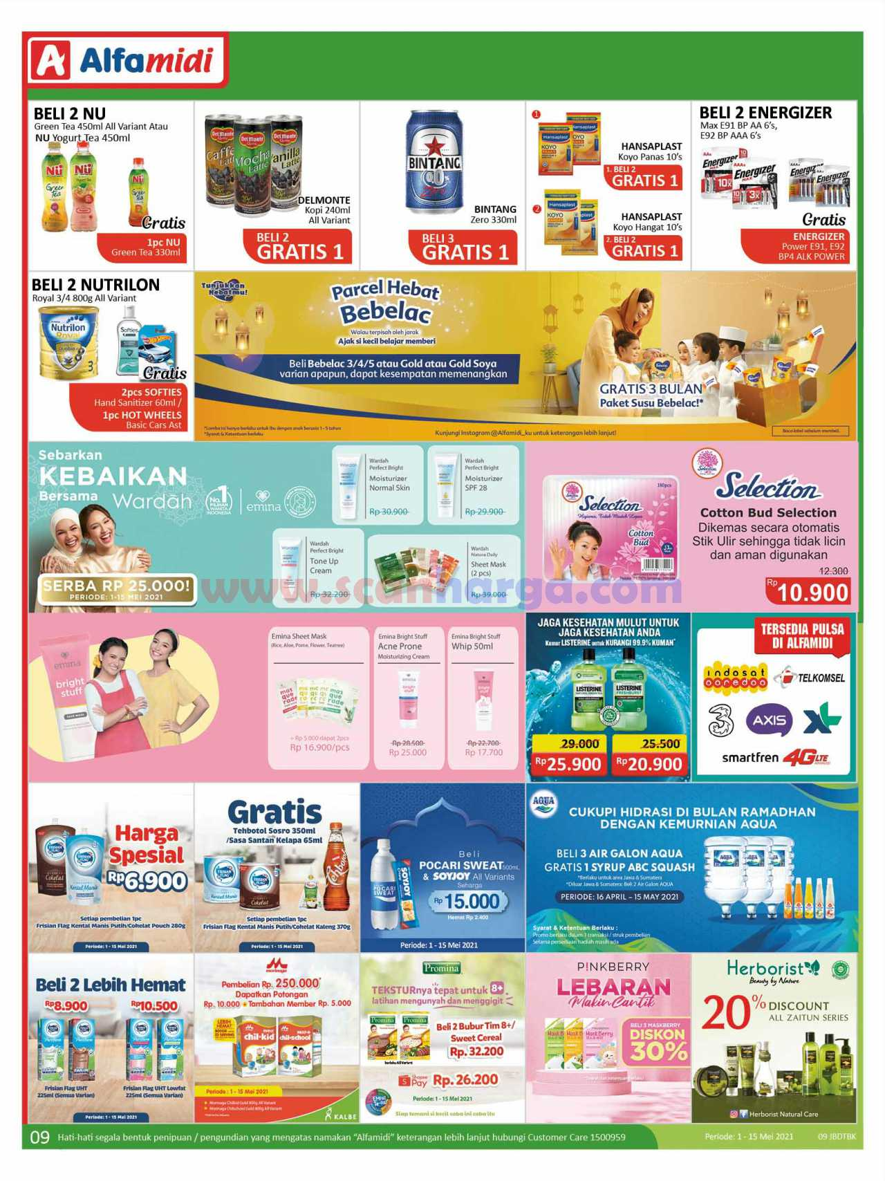 Katalog Promo Alfamidi 1 - 15 Mei 2021 9