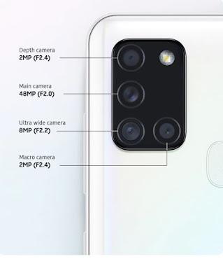Kelebihan Dan Kekurangan Samsung Galaxy A21s