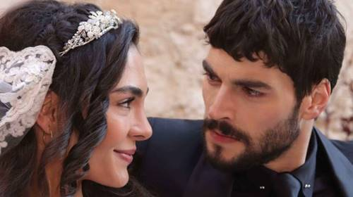 Hercai Character Cast