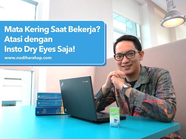 Insto Dry Eyes Solusi Mata Kering