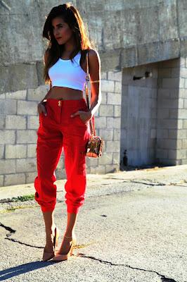 pantalones de mujer de marca