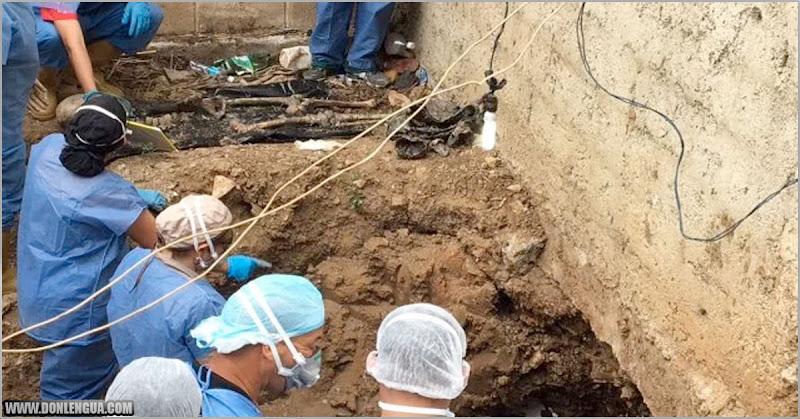 Entierran en fosas comunes a presos ejecutados por el Régimen en Guanare