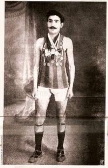 fransisco lazaro atlit yang tewas pada saat olimpiade