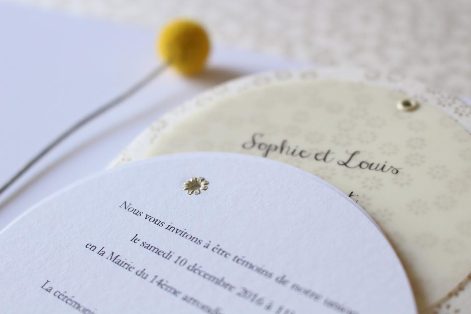 fleur de pommier dans son atelier faire part l gant et d licat pour le mariage de sophie et. Black Bedroom Furniture Sets. Home Design Ideas