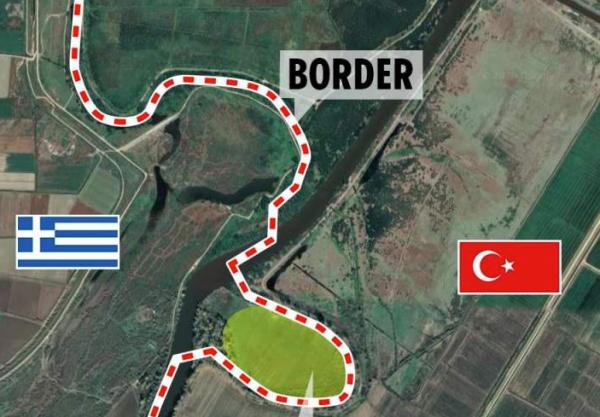 Νότιος Έβρος: Η Τουρκία κατέλαβε ελληνικό έδαφος και ο Δένδιας το... συζητάει!