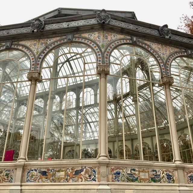 Cristal palace Madrid