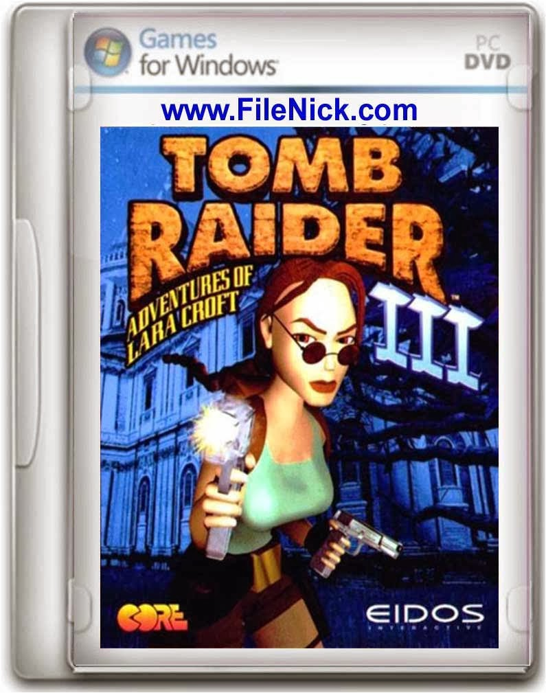 tomb raider 3 adventures of lara croft free download