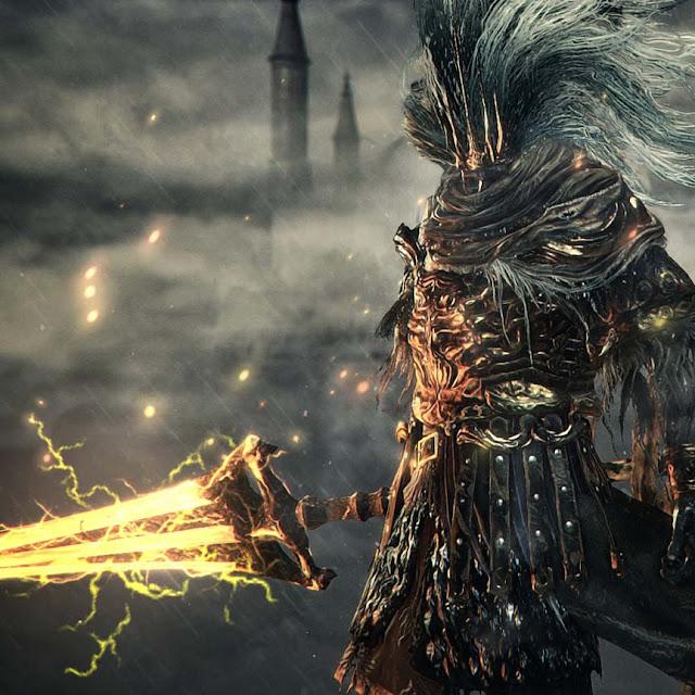 Dark Souls III - Nameless King Wallpaper Engine