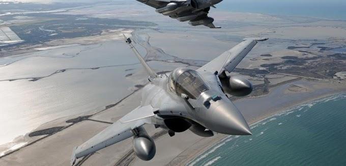 Αυτά είναι τα ραντάρ και τα ηλεκτρονικά των Rafale της ΠΑ – Θα πετούν στα 50 μ. από το έδαφος!