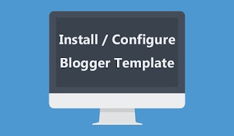 How to Setup Truepixel Blogger template