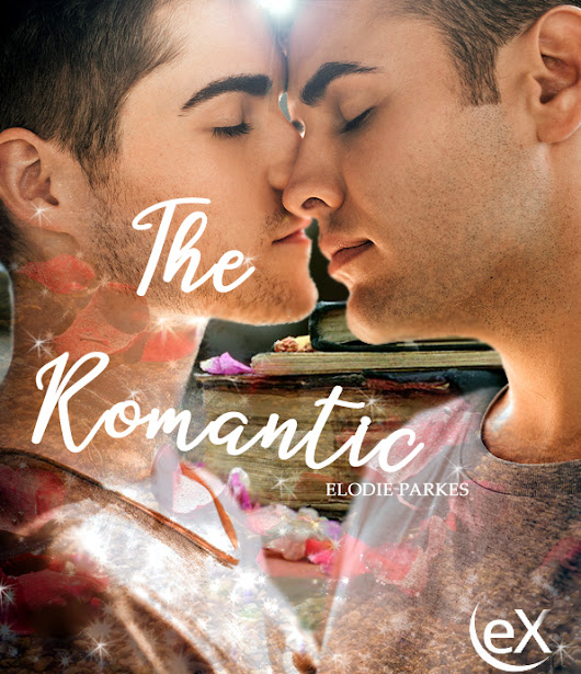 Book Spotlight on The Romantic by Elodie Parkes #mmromance #newrelease #paranormal #gayromance