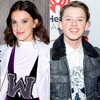 Millie Bobby Brown, Boyfriend Jacob Sartorius