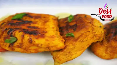 Chicken Tandoori Boti Recipe