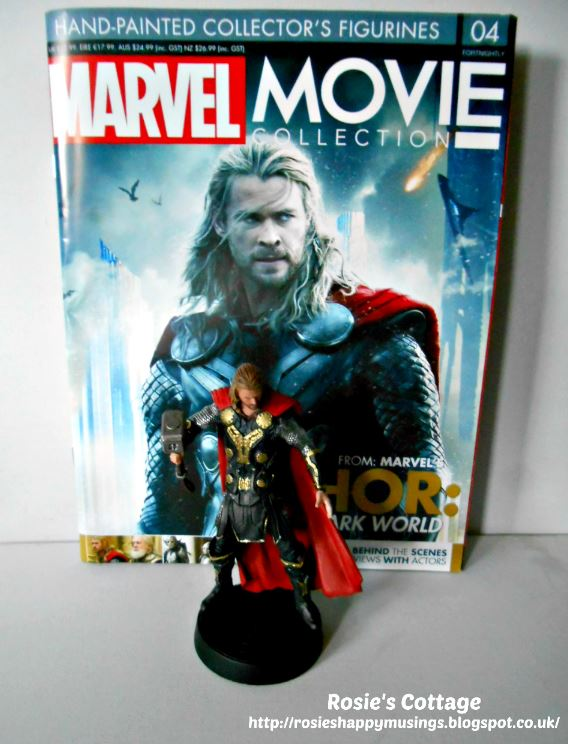 Marvel Movie Collection Magazine & Figure