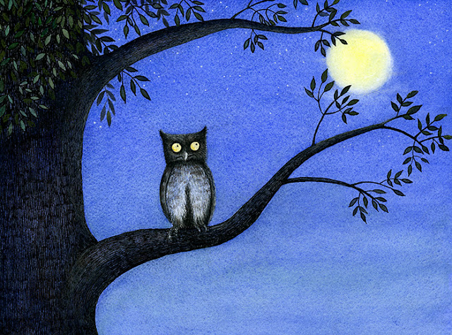 yara dutra night owl full moon