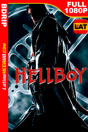 Hellboy (2004) Director Cut Latino FULL HD BDRIP 1080P ()