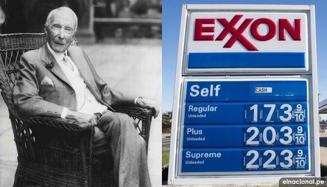 El Fondo de la Familia Rockefeller se retiran del negocio del petróleo